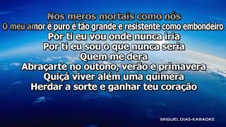 MARIZA - Quem Me Dera (Karaoke) Versão