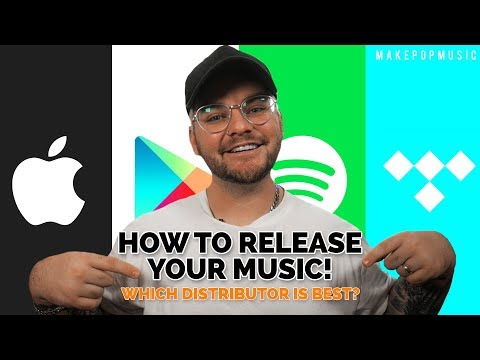 How to Distribute Your Music (& Which Distributor Is My Favorite) | Make Pop Music