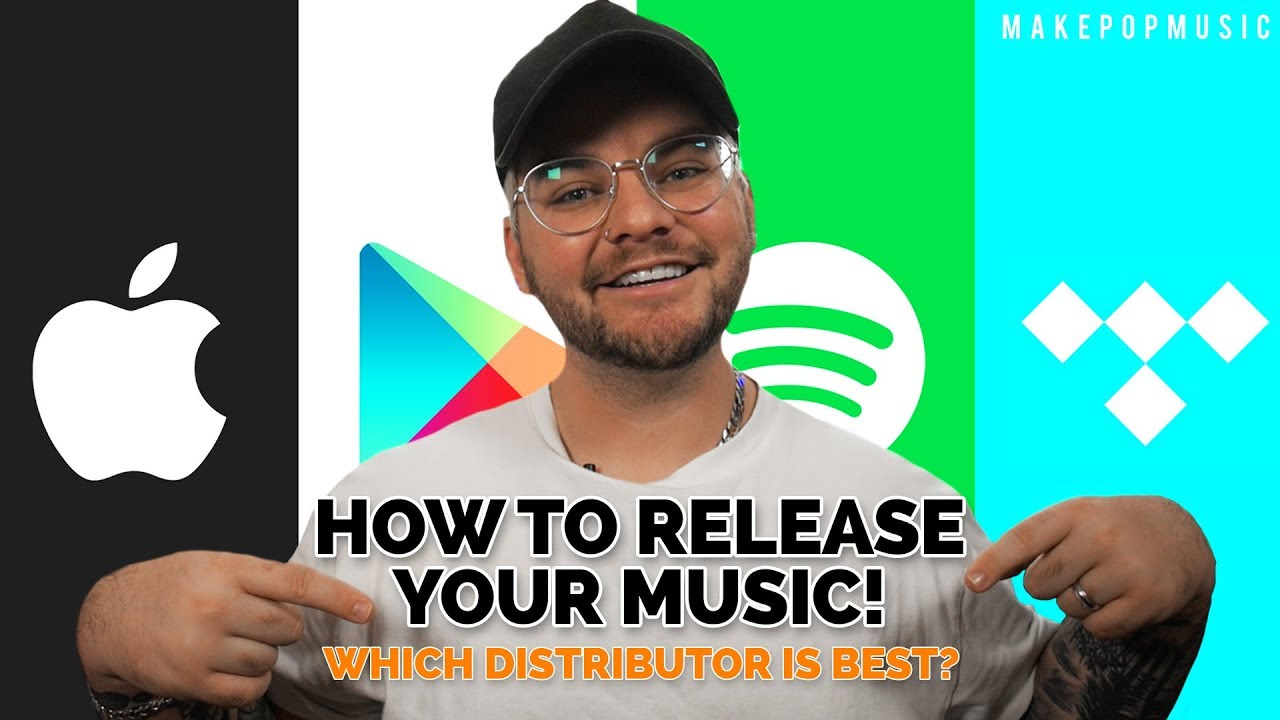how to distribute your music
