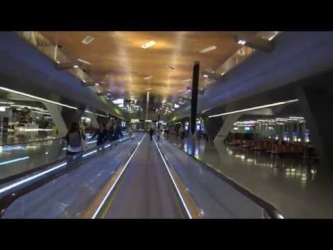 Hamad International Airport, Doha, Qatar