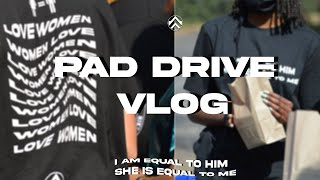 Pad Drive Vlog