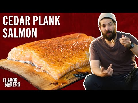 How To Grill Cedar Plank Salmon | Flavor Makers Series | McCormick