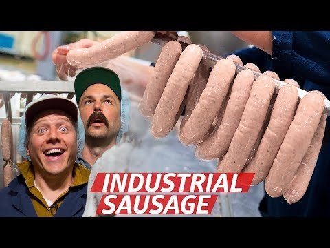How Olympia Provisions Makes Sausage on a Massive Scale — Prime Time