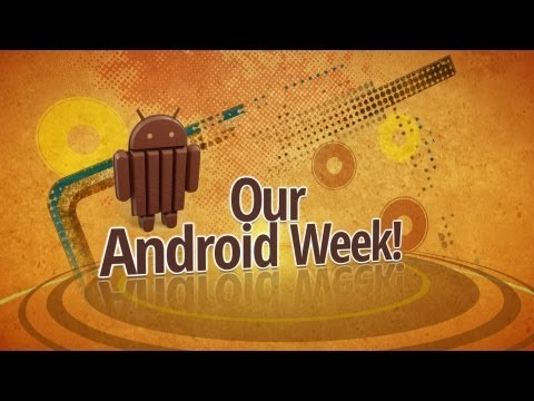 Our Android Week 9/3/2013