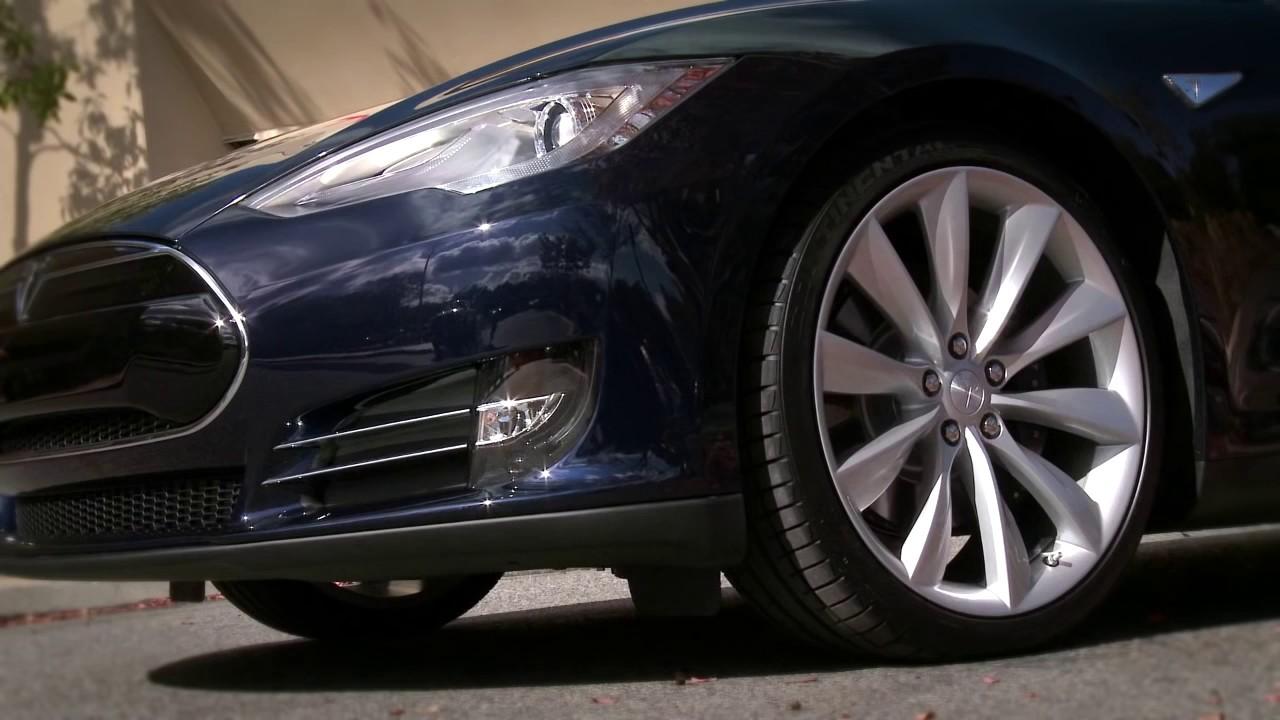Tesla Model S Official Promo Video