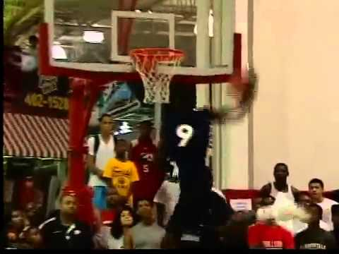 GRBA NATIONALS DUNK CONTEST WON BY JAMES KELLEY