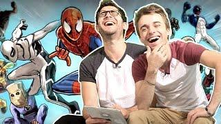 ON ÉCRASE DES ARAIGNÉES ! Spider-Man Unlimited (gratuit)