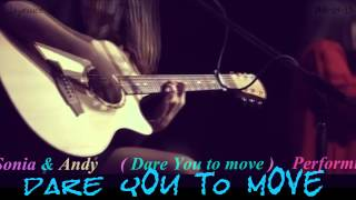 Gambar cover Dare You to Move - Live Performance by Jayesslee