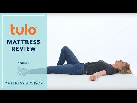 Tulo Mattress Review: Mattress Advisor (2018 Review)