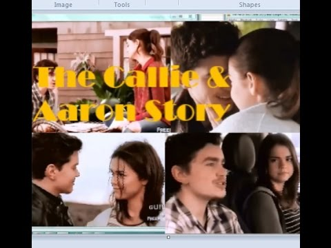 The Aaron And Callie Story From The Fosters (Season 4)