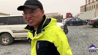 听说新疆检查站非常严,别慌,吃顿饺子压压惊