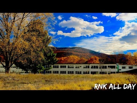 ABANDONED CATSKILL MOUNTAIN RESORT