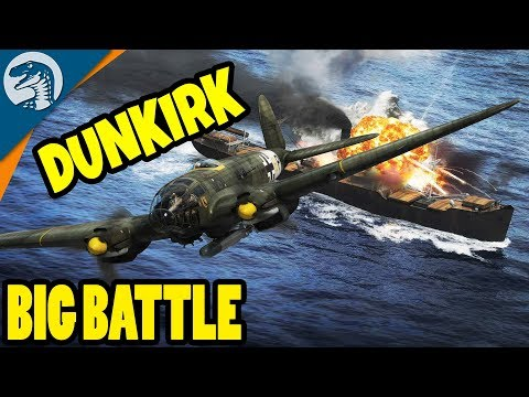 GIANT BATTLE, BIG CITY CAPTURED | Sudden Strike 4 Dunkirk Campaign Gameplay