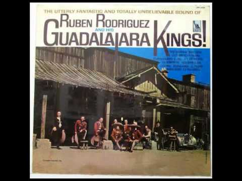Ruben Rodriguez and his Guadalajara kings