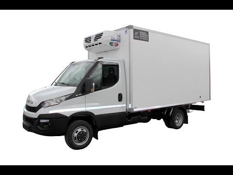 Ивеко Дейли 50с15 Рефрижераторный фургон +5С...-18С, фургон  21 м3, 8 европаллет