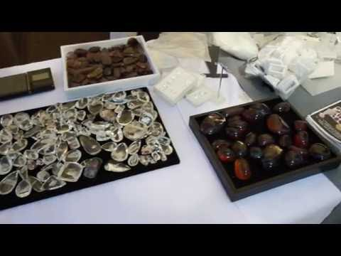 Sainte Marie aux Mines 2016 Mineral & Gem