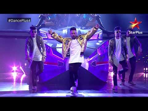 Dance+ 4 | Dharmesh ka Finale SWAG