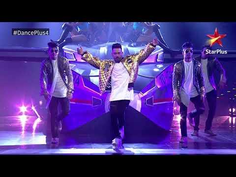 Dance+ 4 | Dharmesh Ka Finale SWAG