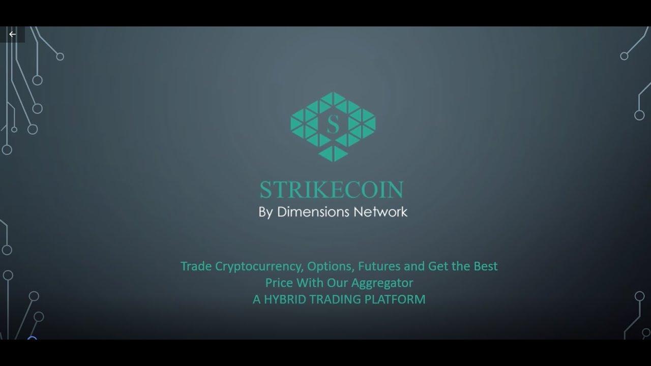 strike coin ico