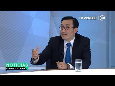 Fujimorismo está regresando al punto de origen, según Glatzer Tuesta