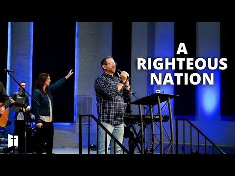 A Righteous Nation | Pastor Matt Holcomb