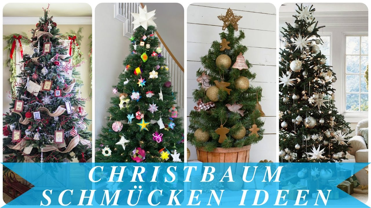 ideen weihnachtsbaum schm cken my blog. Black Bedroom Furniture Sets. Home Design Ideas