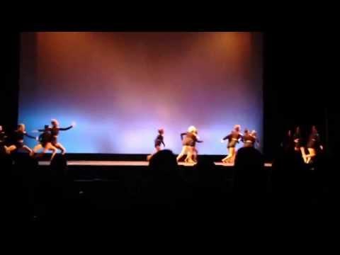 InMotion Dance Company | Indiana University ZTA Big Man On Campus Performance