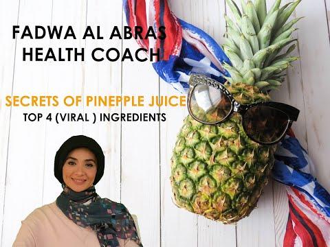 best-secrets-of-pineapple-juice-&-its-healthy-ingredients-أسرار-شراب-الأناناس-الصحية-لخسارة-الوزن