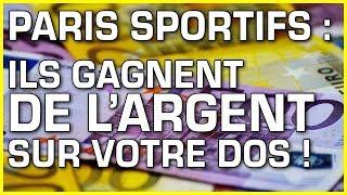 PARIS SPORTIFS : ILS GAGNENT DE L'ARGENT SUR VOTRE DOS ! - AHMED ENQUETE #2