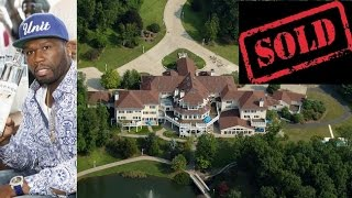 50 Cent Flips Connecticut Mansion.. Sells it for $8 Mil After he Bought it for $4 mil from Tyson.