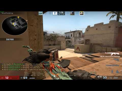Counter-strike  Global Offensive   Shot with GeForce GTX