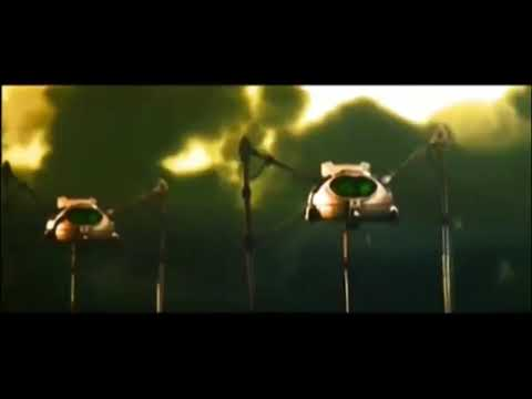 War of the worlds musical Thunder child (music video)