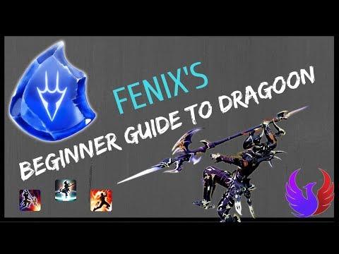 Fenix's Beginners Guide to Dragoon