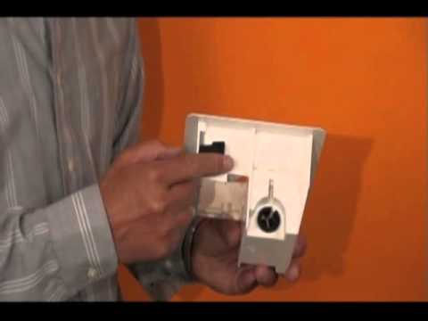 Arlington How to Install Recessed electrical box for LCD and Plasma TV installations