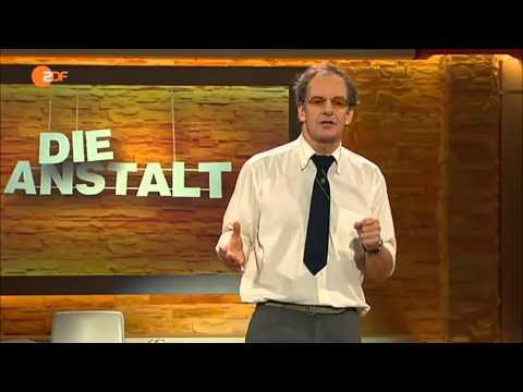 CHIN MEYER SOLO - Die Anstalt vom 28.10.2014