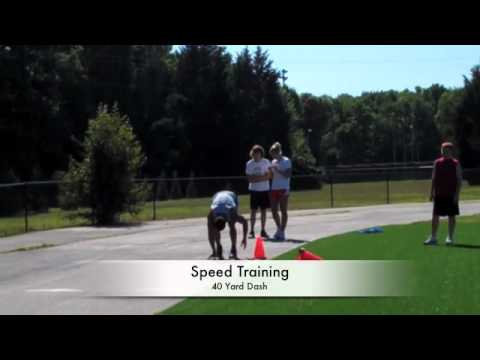Alexandria Sports Performance- Speed Training