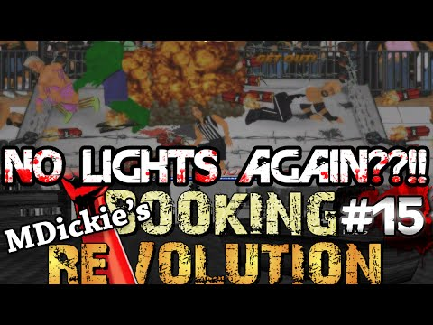 MDickie's Booking Revolution EP15: LIGHTS ARE OVERRATED