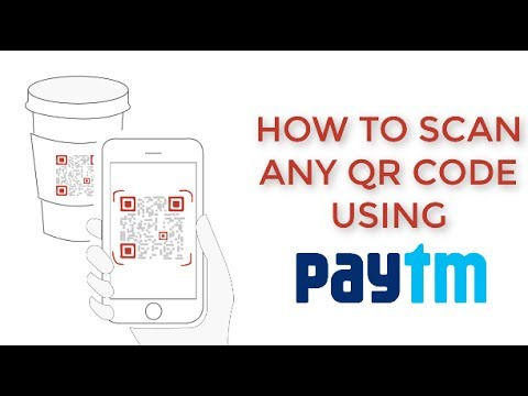 Paytm QR Code Scanner: Now Scan Any QR Code using Paytm