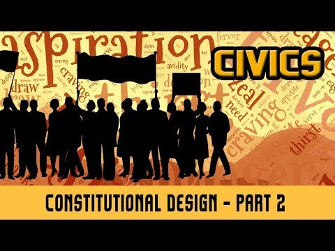 Constitutional Design Part 2 | New Constitution | South Africa