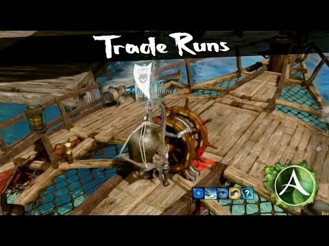 Archeage: Ground and Sea | TRADE RUNS FOR 60G