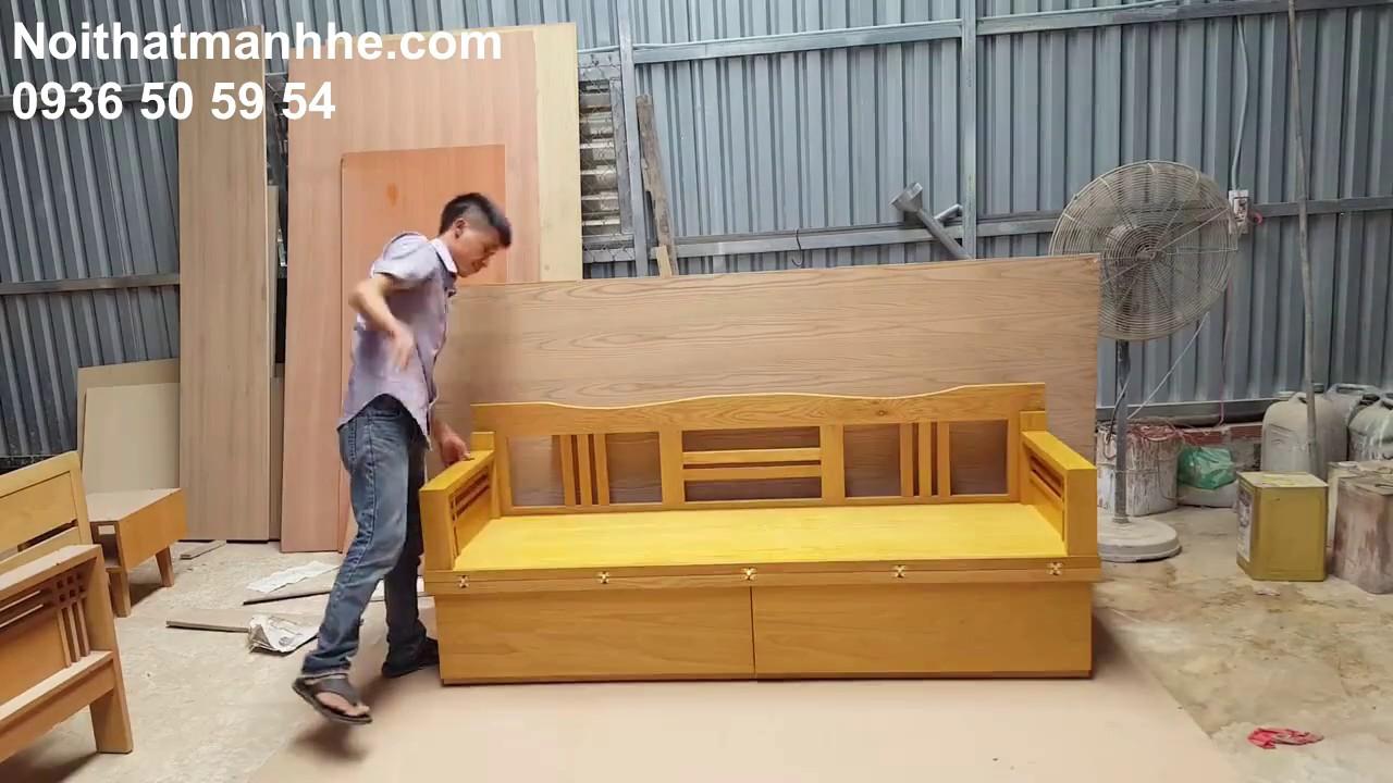 Ghế Sofa Giường đa Năng đẹp Bền Gia Rẻ Youtube