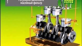 Масляные фильтры MANN-FILTER (12.2015)