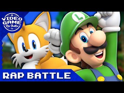 Luigi Vs. Tails - Video Game Rap Battle
