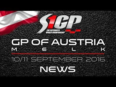 S1GP 2016 - ROUND 5: GP of AUSTRIA, Melk - News Highlights (5mn) - Supermoto