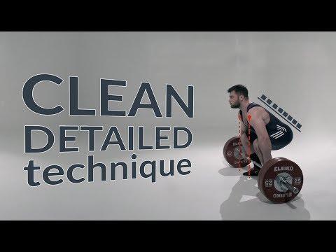 CLEAN / weightlifting & crossfit