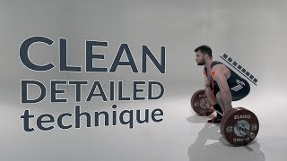 CLEAN / weightlifting & crossfit