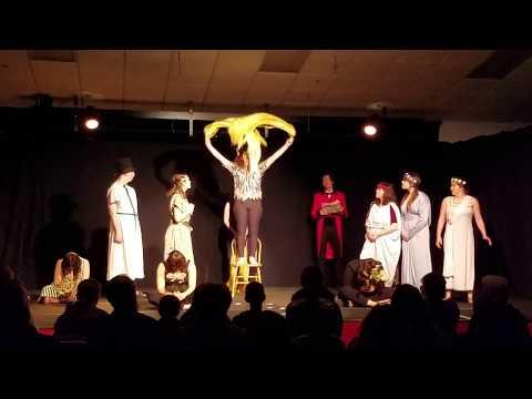 Circus Olympus  - Whitmore Charter High School