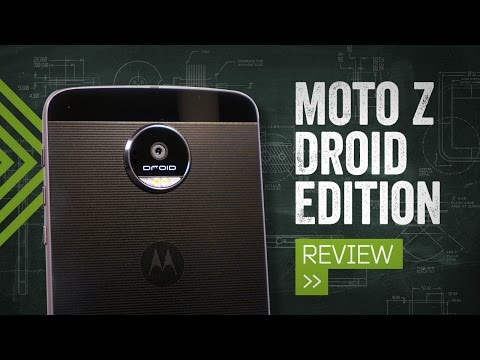 Moto Z Review: Four Phones In One