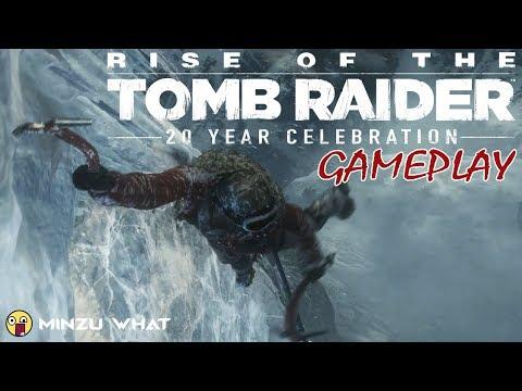 Rise Of The Tomb Raider 20 years Celebration Gameplay By Minzu #1 |