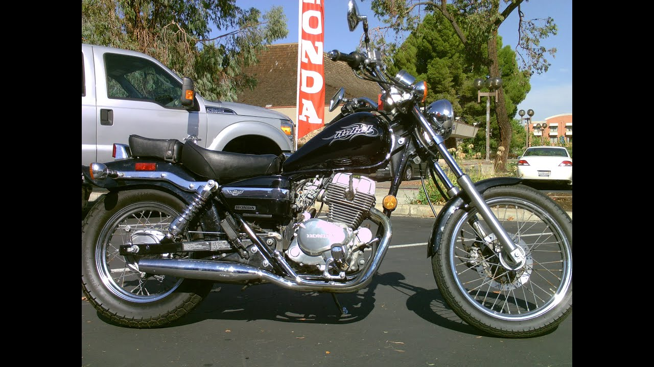 Contra Costa PowersportsUsed 2008 Honda Rebel 250 twin cylinder